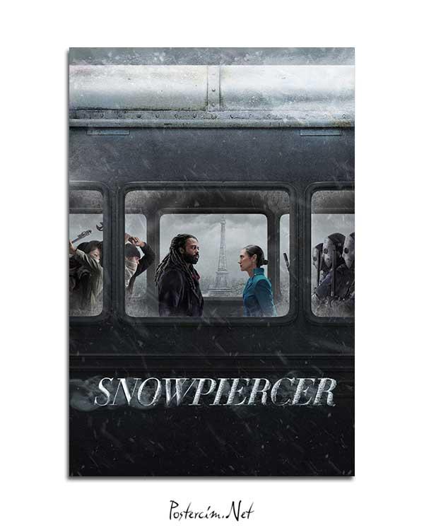 Snowpiercer posteri