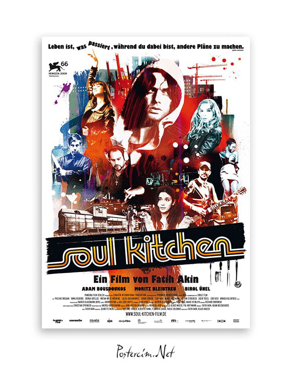 Soul Kitchen afiş