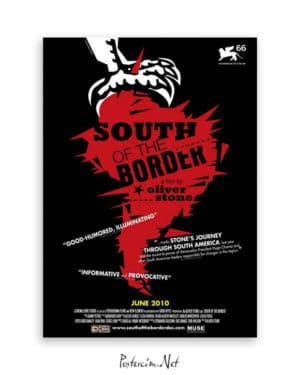 South of the Border afiş