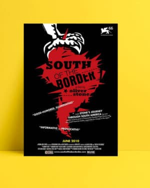 South of the Border poster