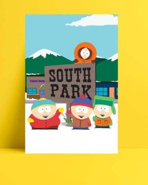 South Park afişi