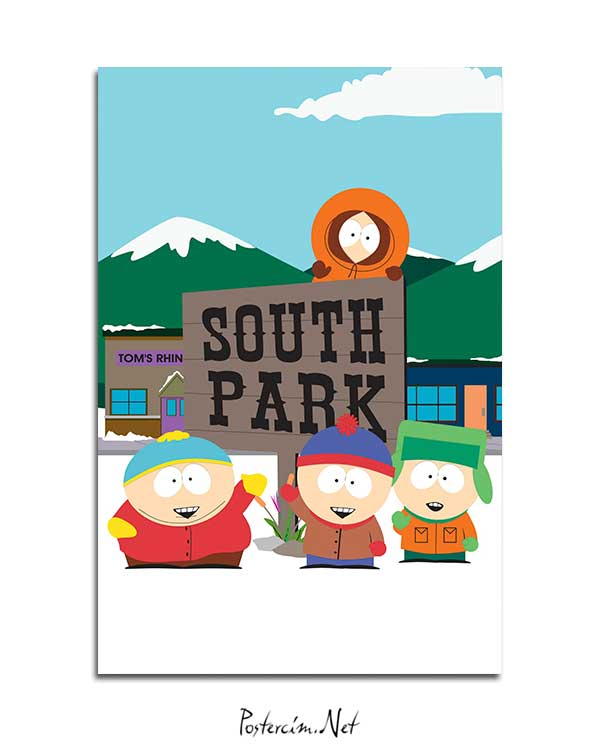 South Park posteri