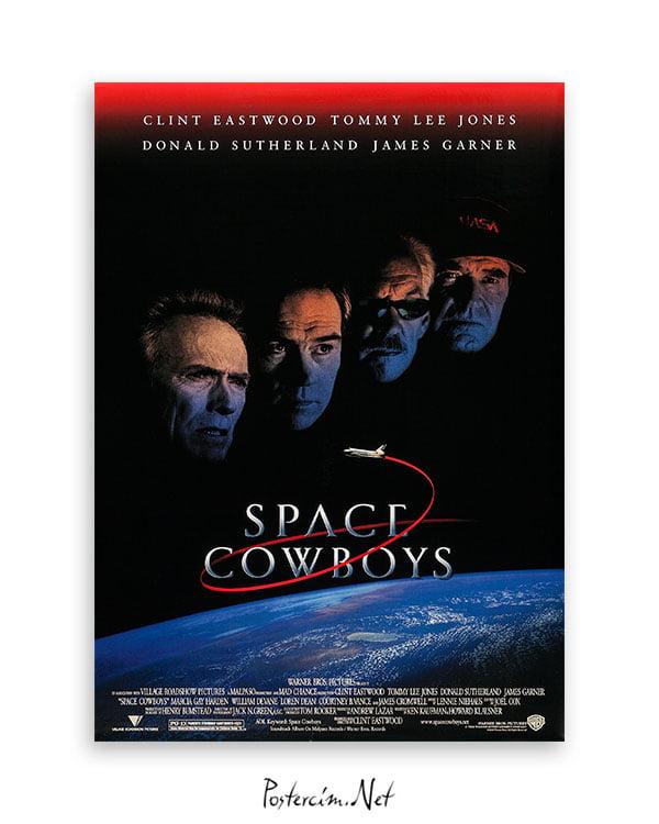 Space Cowboys afiş