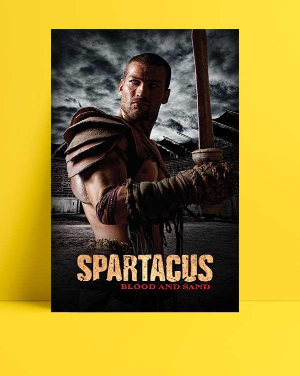 Spartacus afişi
