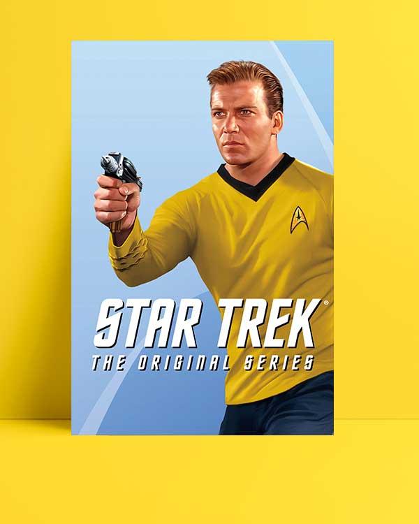 Star Trek afişi