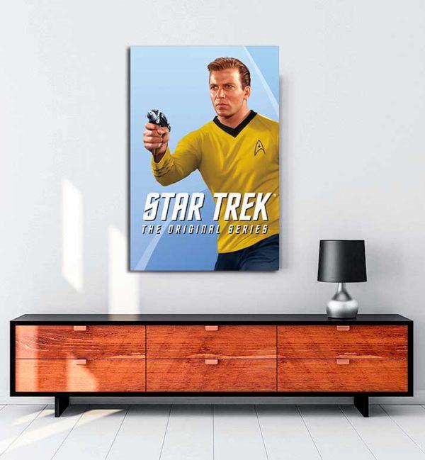 Star Trek kanvas tablo