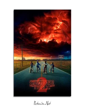 Stranger Things - 2 posteri