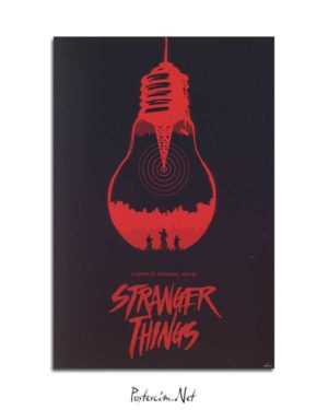 Stranger Things posteri