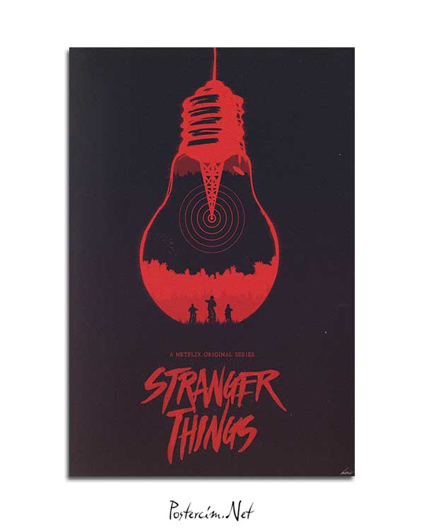 Stranger Things posteri