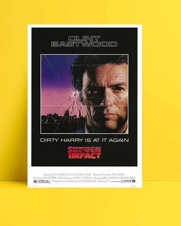 Sudden Impact poster