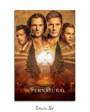 Supernatural posteri