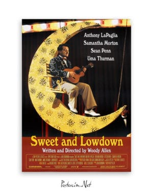 Sweet and Lowdown afiş