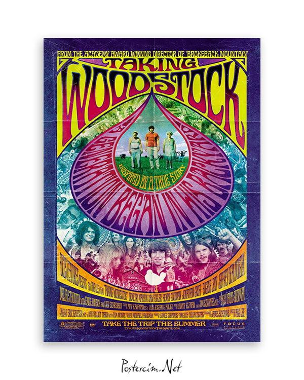 Taking Woodstock afiş
