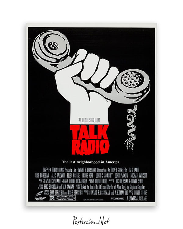 Talk Radio afiş