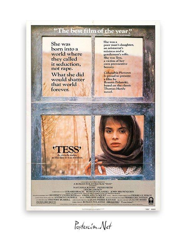Tess afiş