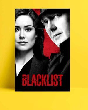 The Blacklist - 2 afişi