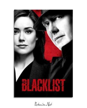 The Blacklist - 2 posteri