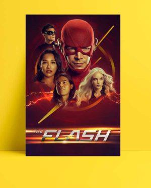 The Flash afişi