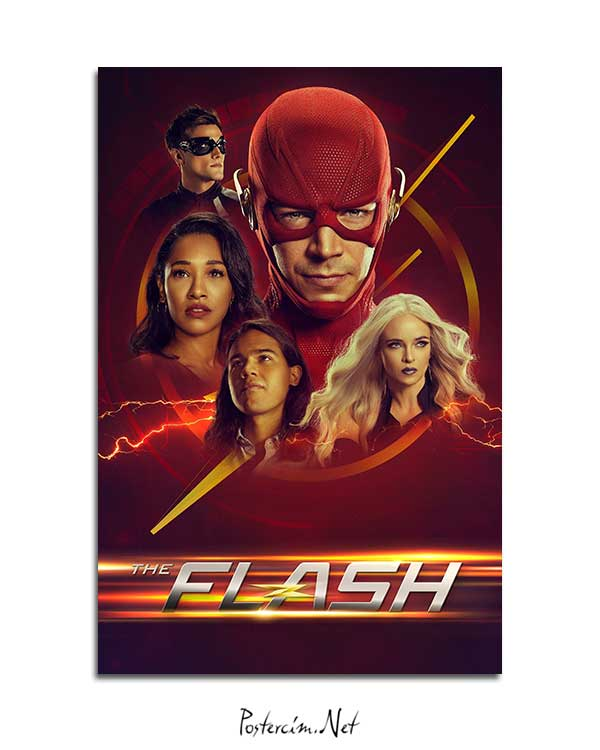 The Flash posteri