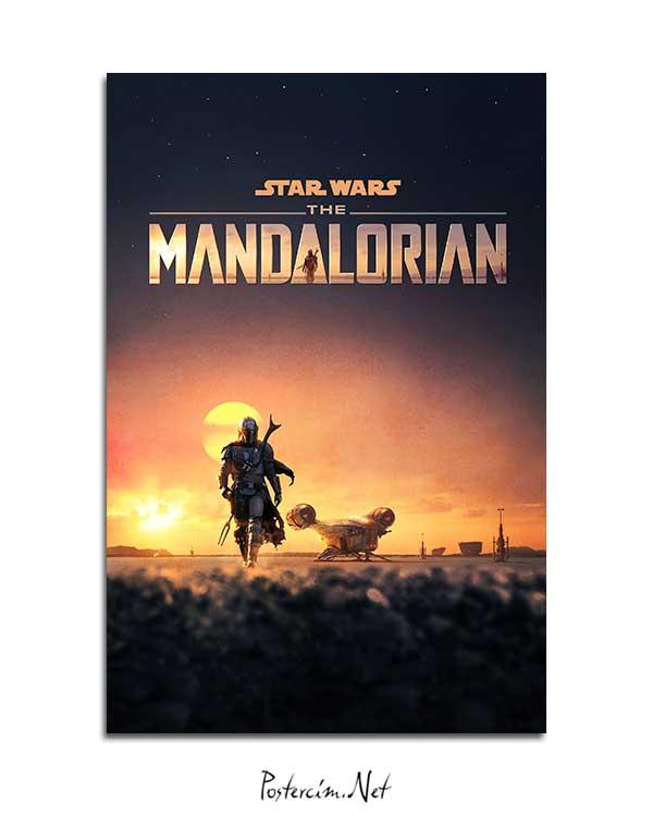 The Mandalorian posteri