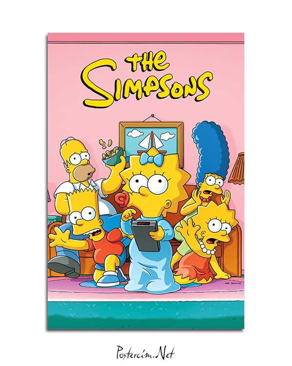 The Simpsons posteri