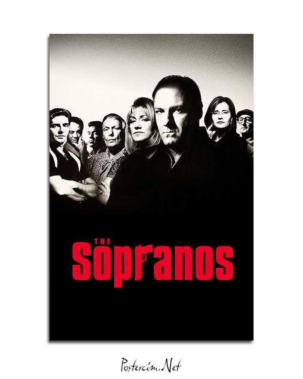 The Sopranos posteri
