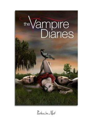 The Vampire Diaries posteri