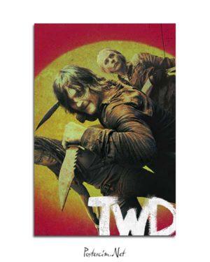 The Walking Dead - 2 posteri
