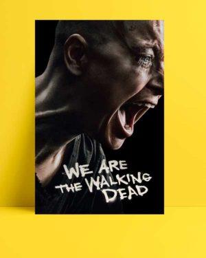 The Walking Dead afişi