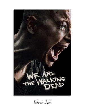 The Walking Dead posteri