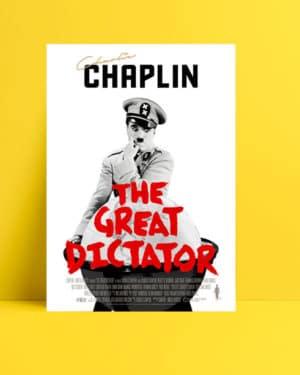 Büyük Diktatör poster