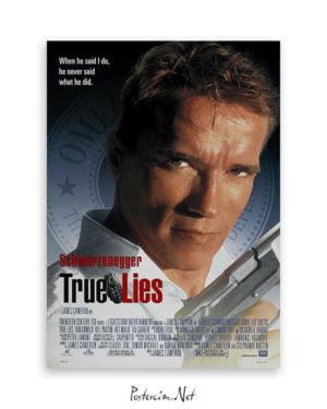 True Lies afiş