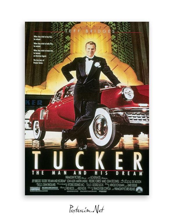 Tucker: The Man and His Dream afiş