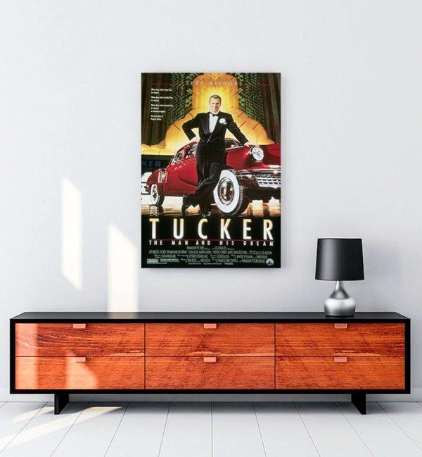 Tucker: The Man and His Dream kanvas tablo