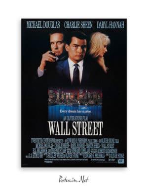Wall Street afiş