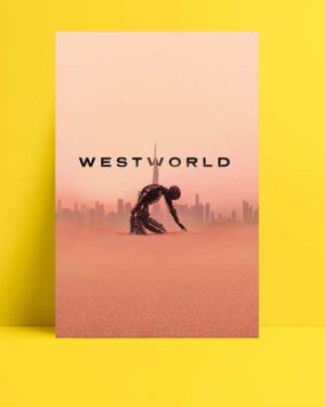 Westworld afişi