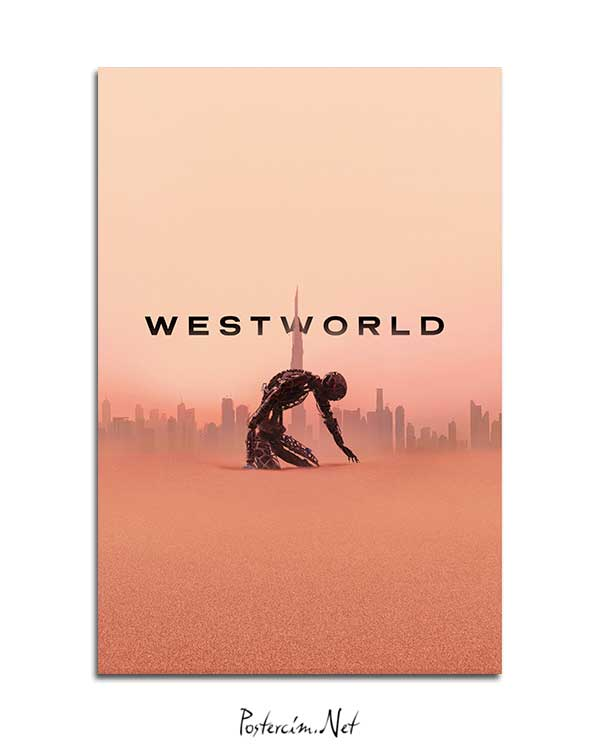 Westworld posteri