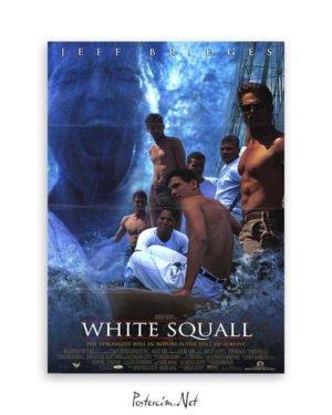 White Squall afiş