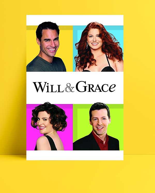 Will & Grace afişi