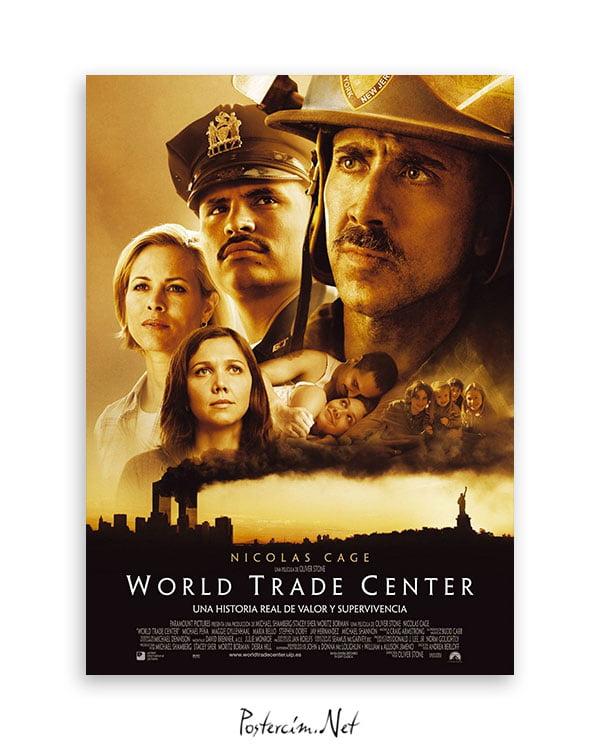 World Trade Center afiş
