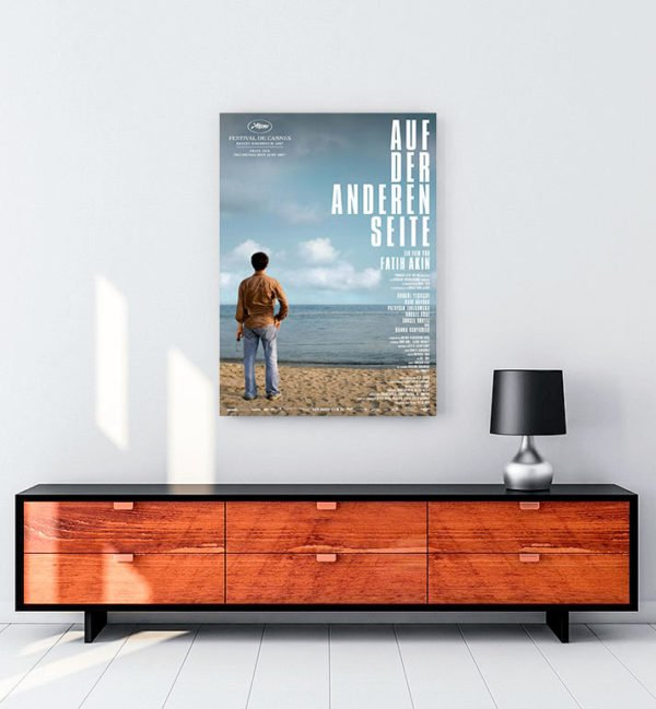Yaşamın Kıyısında kanvas tablo
