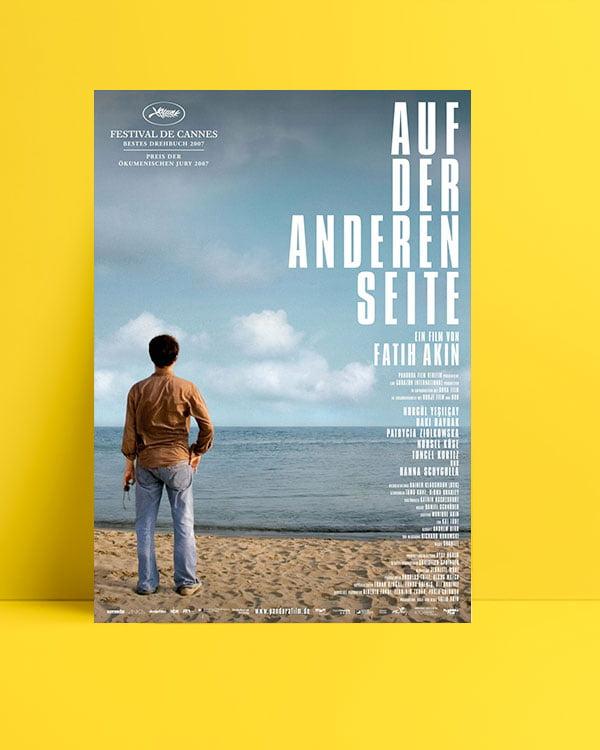 Yaşamın Kıyısında poster