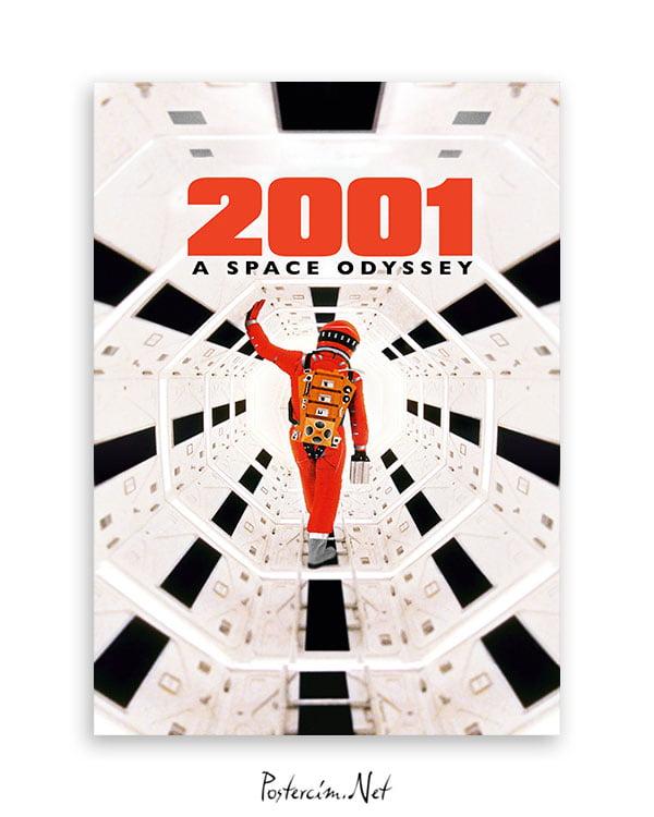 2001: A Space Odyssey afiş