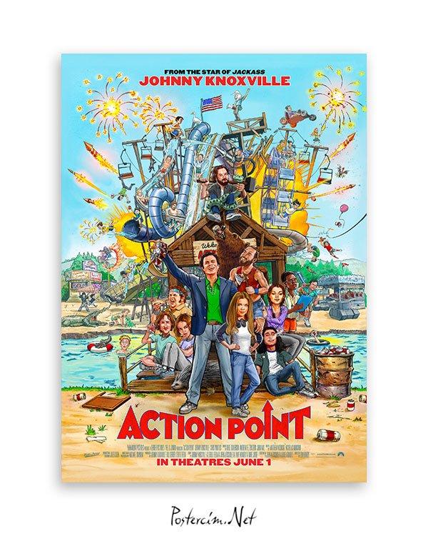 Action Point afiş