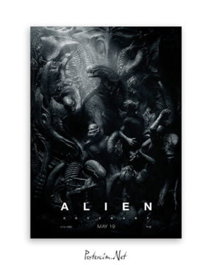 Alien: Covenant afiş
