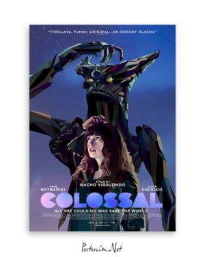 Colossal afiş