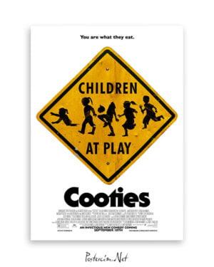 Cooties afiş