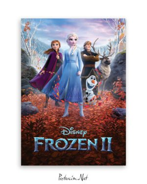 Frozen II afiş
