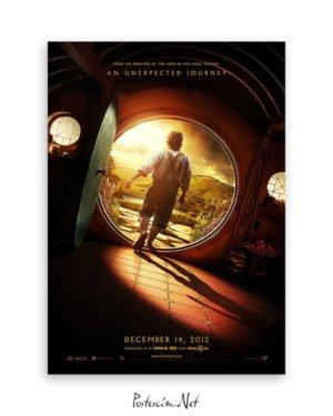 Hobbit: Beklenmedik Yolculuk afiş