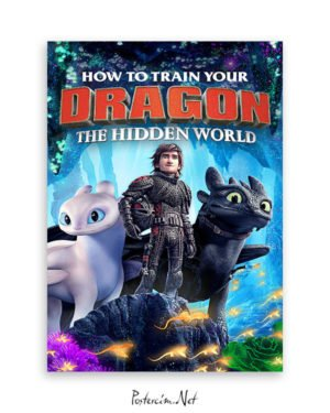 How to Train Your Dragon afiş